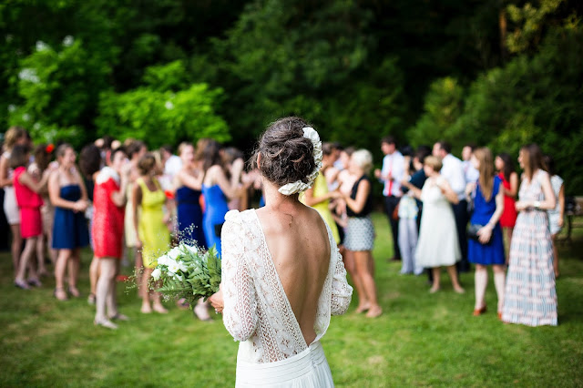 Kleidung bei Hochzeiten