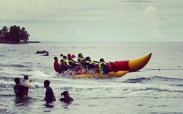 Wisata di Bone Bolango Water Sport Bintalahe