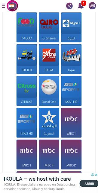 تلفزيون مصر