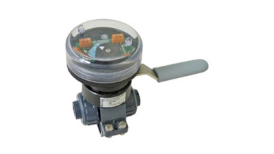 Bamo Manually Operated 2-Way Ball Valves and Limit Switches VM2V S4 FDC