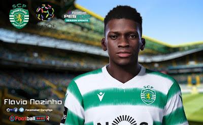 PES 2021 Faces Flávio Nazinho by CongNgo
