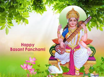 Happy Basant Panchami Date