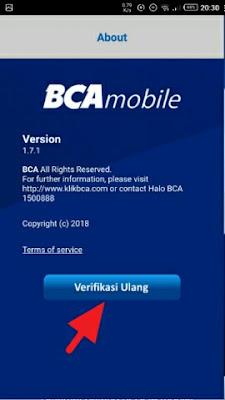 verifikasi ulang m bca