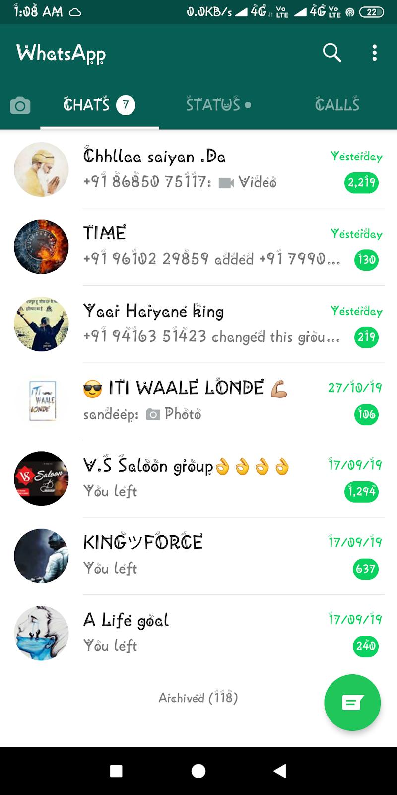 Whatsapp sex chat Whatsapp Chat