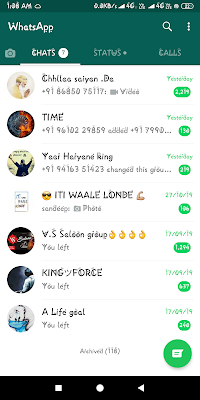 (2900) Indian 18+Girls Whatsapp Group Links [2020] *Full Update*