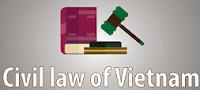 Bộ Luật dân sự 2015 Tiếng Anh: The Civil Code Law 2015