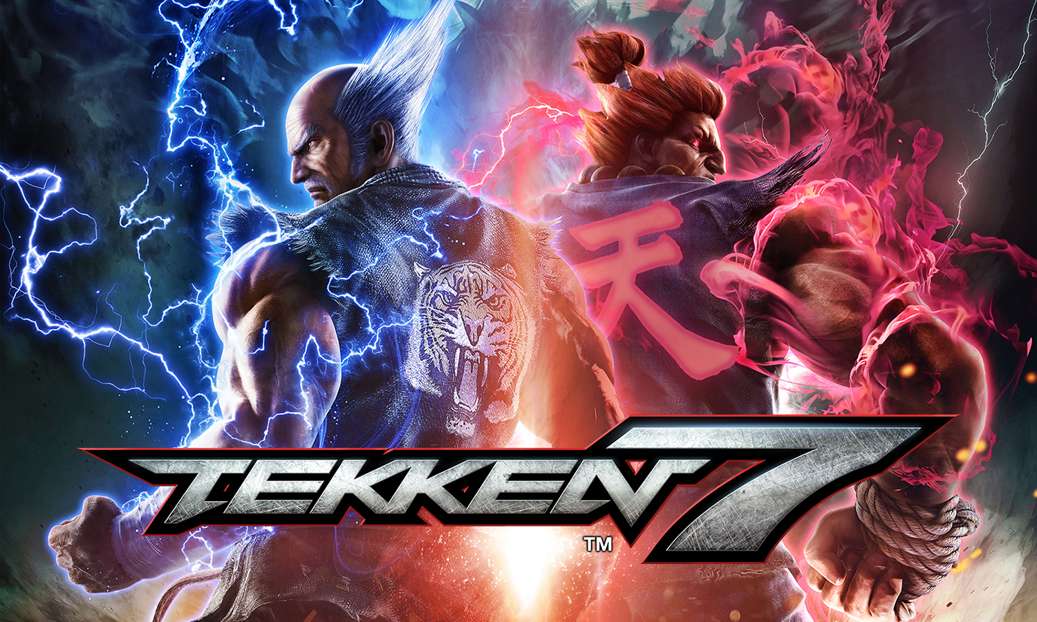 tekken 7 base game roster