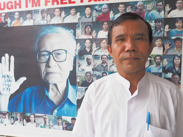 Connor Macdonald (Myanmar Now) – အကူအညီမရ၊ ႏႈတ္ဆိတ္ေနၾကရသည့္ စိတ္ဒဏ္ရာခံစားေနရသူမ်ား