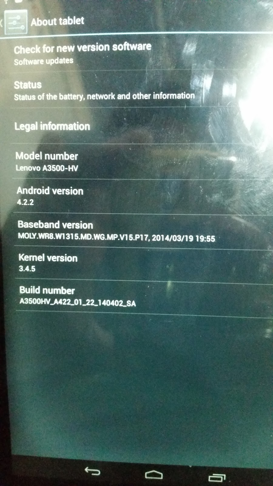 Mediatek Firmware