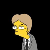 Cartoon Avatar - TET 'Montgomery' Burns.