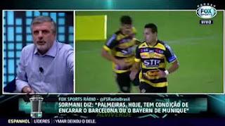 Verdão Muito Ofensivo, Justin B. Faz Marketing com Manto Alviverde, Bagunça no Allianz -FSR-03/04/17