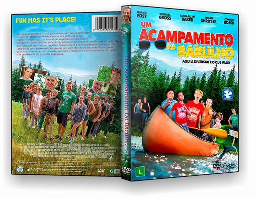 DVD-R Um Acampamento do Barulho – OFICIAL