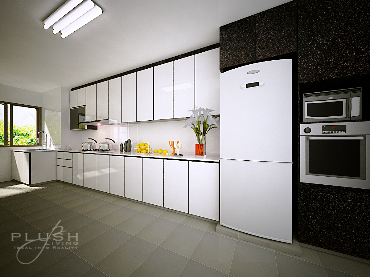 Hdb Kitchen Design Photos Int Quotreal D 39sign Resale Hdb 4 Room Flat