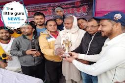 दूसरे सेमीफाइनल में बलिया सीतामढ़ी को 57 रनों से पराजित कर फाइनल में