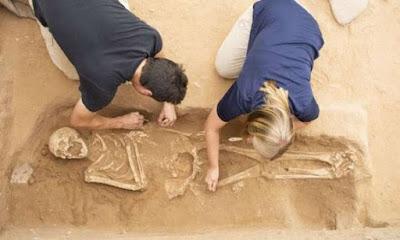 Filisteus, inimigos dos hebreus no Antigo Testamento, tinham DNA europeu