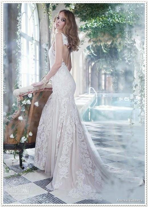 Brautkleider Kollektion 2014 von Alvina Valenta
