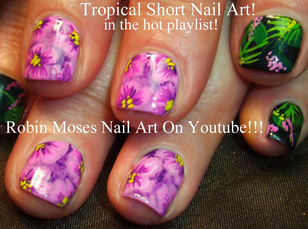 """Robin Moses Nail Art: """"summer nails"""" """"nail art ..."""