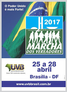 encontro vereadores brasilia