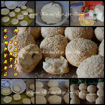 Ncc Breadweek Kompyang Cinta Minarsih By Lusmi