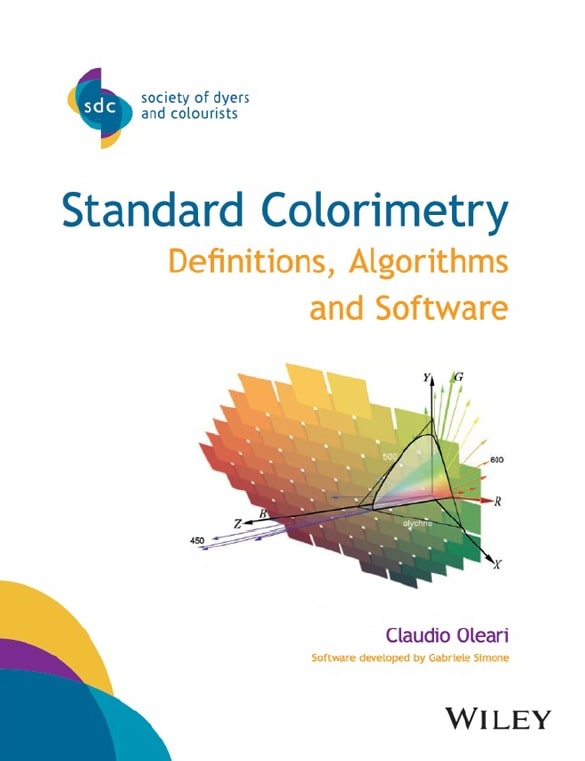 Standard Colorimetry: Definitions, Algorithms and Software