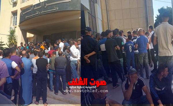 مطالب بإبطال قائمة المستفيدين من حصة 160سكن إجتماعي بأولاد بن عبد القادر