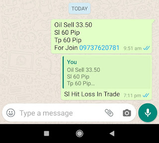 25-05-2020 Forex Trading Commodity Crude Oil Signal Prices