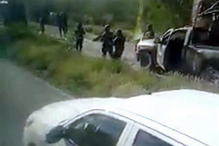 """Video: REGIO """"PECHO TIERRA"""" GRABA TERROR que VIVE REYNOSA...narcos se enfrentan sin rubor."""