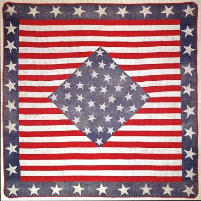Virtual Civil War Quilt Show