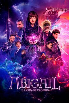 Abigail e a Cidade Proibida Torrent – BluRay 720p/1080p Dual Áudio<