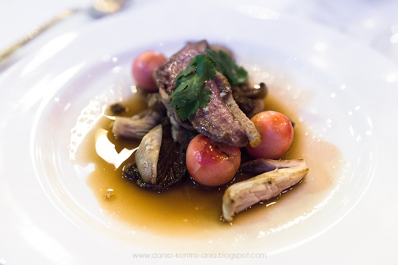 francuska restauracja w Krakowie