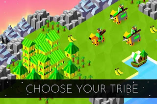 The Battle of Polytopia é gratuito para jogar no modo singleplayer contra a IA,