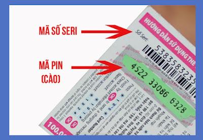 Mã Thẻ cào, Card bị hỏng, bị ướt, bị hư hại, mất số và Cách lấy lại nhanh nhất