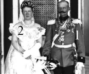 Friedrich August von Oldenburg -Elisabeth zu Mecklenburg-hochzeit