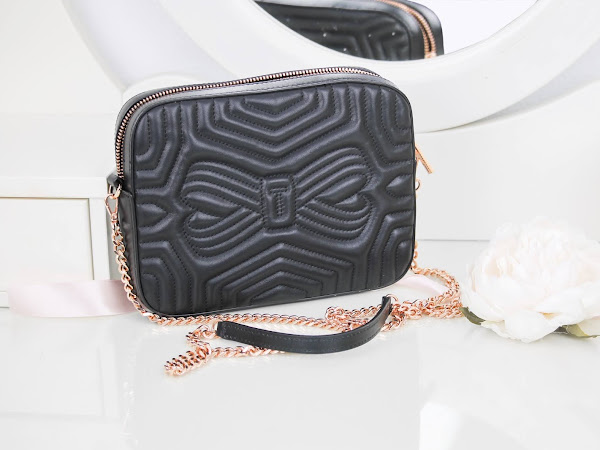 Ted Baker Sunshne Black Crossbody