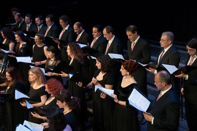 Η Χορωδία της ΕΡΤ έρχεται  στο Ναύπλιο