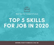 Top 5 Skills For Jobs in 2020 Best Tips For Career In Future