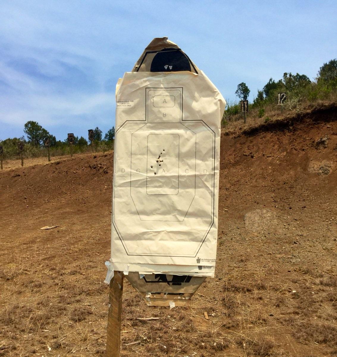 bunde%2B3 - This man is no joke! DCI boss, GEORGE KINOTI, shows off his shooting skills(PHOTOs).
