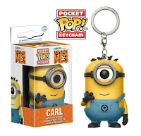 Pocket Pop! Keychain Carl