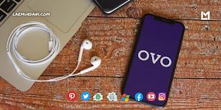 Cara Top Up Dana lewat aplikasi OVO