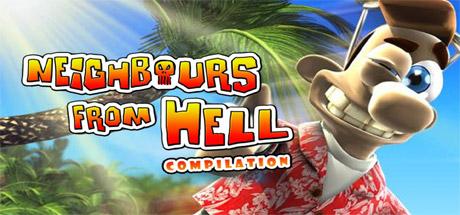 تحميل لعبة Neighbours from Hell Compilation