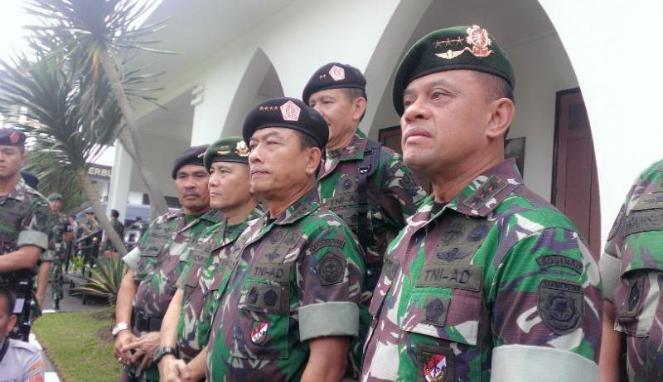 Pengamat: TNI terus dihina & dilecehkan Rezim Jokowi, kesabaran para Jenderal senior akan habis