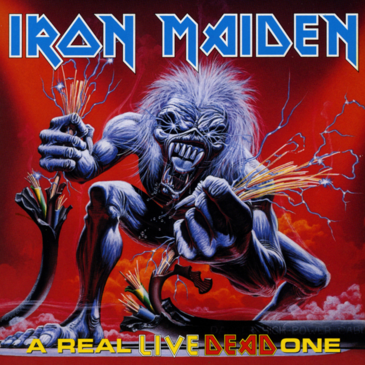 Riddle Of SteeL - MetaL Music: Iron Maiden - A Real Live ...