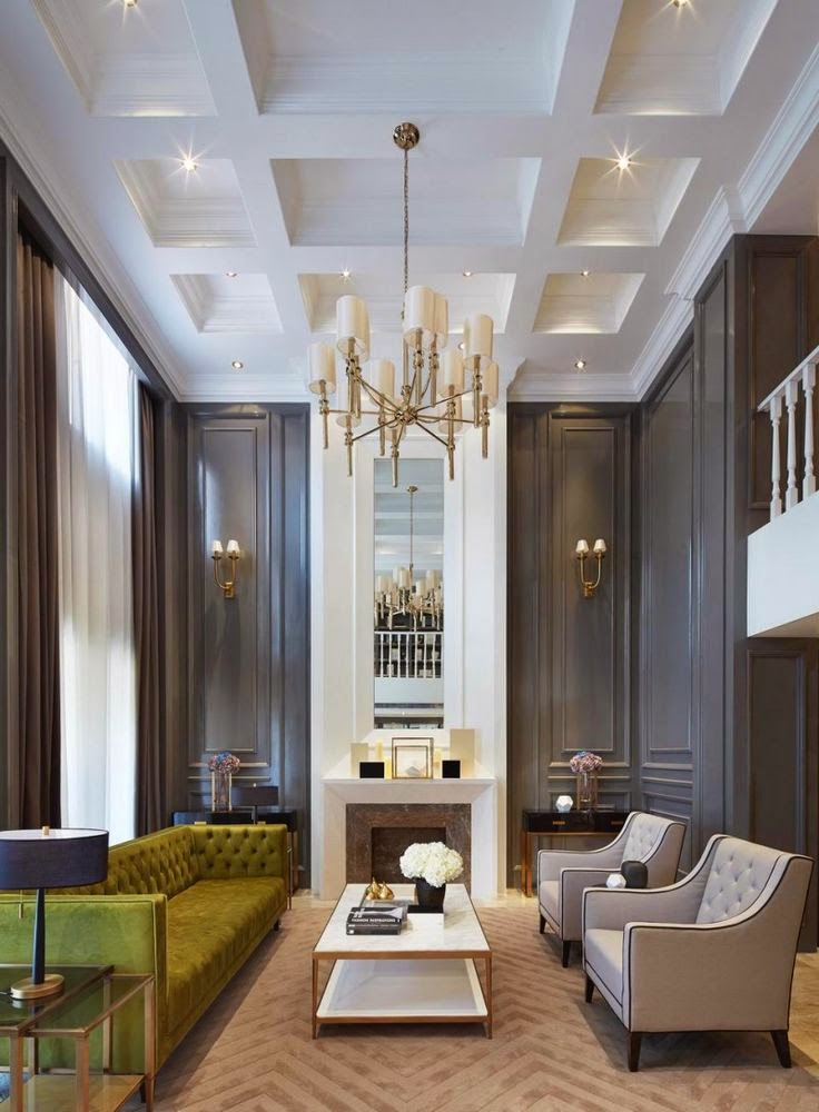 Well Designed Neutral Living Rooms Dining Rooms Kitchens and More  South Shore Decorating Blog