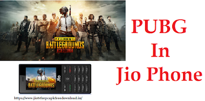pubg in jio phone