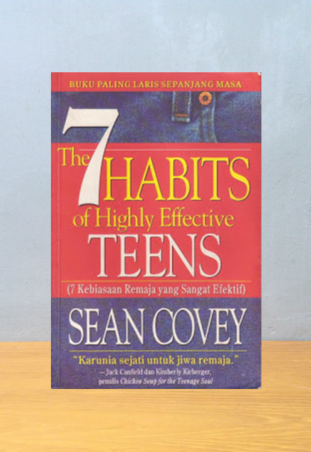 7 KEBIASAAN REMAJA YANG SANGAT EFEKTIF, Sean Covey