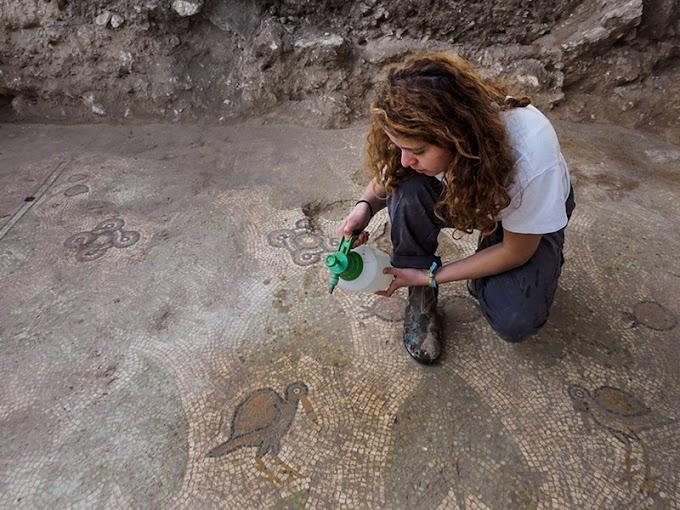 Βυζαντινό μοναστήρι 1500 ετών βρέθηκε στο σημερινό Ισραήλ