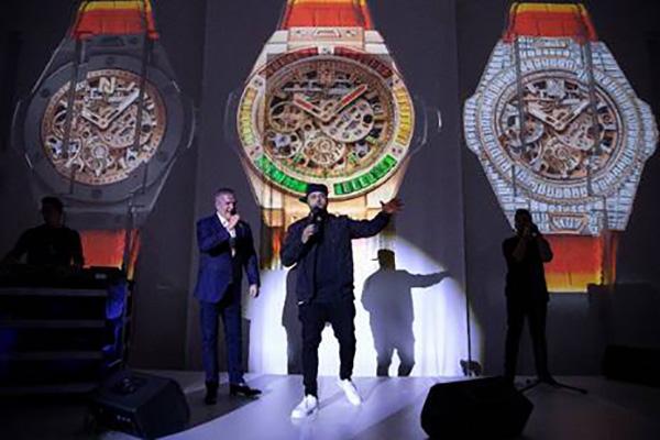 reloj-diseñado-Nicky-Jam-Hublot-tendencias