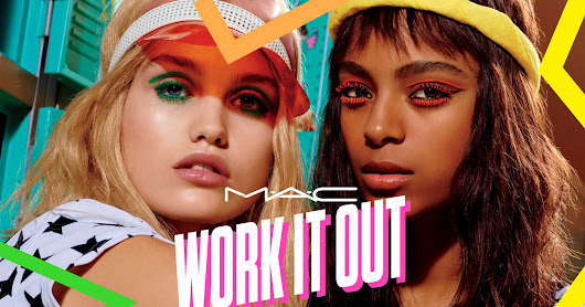 MAC Work It Out Collection 2017