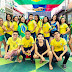 Copa da Rússia 2018: Amigos se reúne para uma registrar umas fotos, em rua tradicional de Manaus, em época de Campeonato Mundial