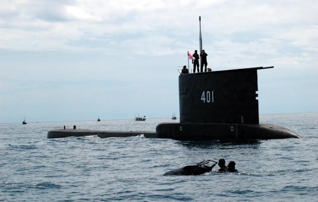 KASAL TNI AL Saat ini Memiliki 12 Unit Kapal Selam